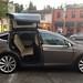 Tesla X starboard open back door IMG_1560