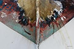 08082016-IMG_9102 (PPQ17) Tags: bateau coque peinture couleur coulure vibre de verre normandie manche