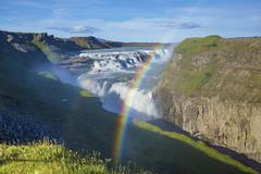 Gulfoss (demerson2) Tags: canon6d canon 6d iceland waterfall rainbow gulfoss ef1635mm f4l is usm