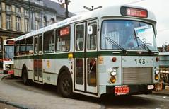A 143 18 (brossel 8260) Tags: belgique bus liege stil