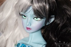 Aelyss (SteffiDollies) Tags: resinsoul rs bjd doll sky blue mei elf ears msd