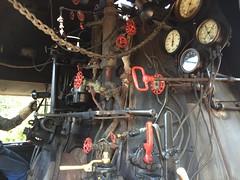 ILLINOIS RAILWAY MUSEUM--1630 Cab (milantram) Tags: illinoisrailwaymusem steamlocomotives steam