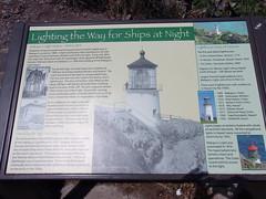 Makapu'u Point Lighthouse Marker (jimmywayne) Tags: hawaii oahu honolulucounty makapuu lighthouse makapuuhead windward historic