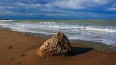 Blankenberge-Landscape (Yasmine Hens) Tags: blankenberge mer sea sable beach europa aaa  belgique blgica    belgio  belgia   bel be 7dwf saariysqualitypictures