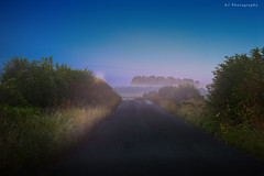 Road to Nowhere (SteveJ442) Tags: dorset england dawn morning sky sun countryside landscape southwestengland road nikon