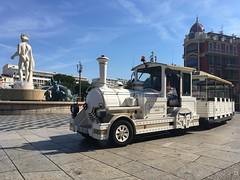 Nice, France (Shaun Smith-Milne) Tags: touristtrain train roadtrain placemassena alpesmaritimes france nice