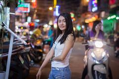 I Am Kratib (Asian Urban Art) Tags: asia hochiminhcity nikkor nikond7100 southeastasia vietnam thaigirl portrait nikon 50mm