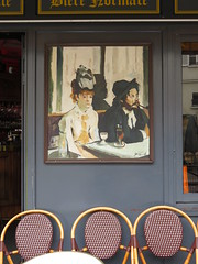 My Paris (Christine Dolan...back for a while) Tags: paris france cafes street