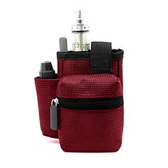 Gintai Ego Travel Carry Vape Case Multiple Use for Vape Box Mod Kit Bag (red) (wupplesvape) Tags: carry case gintai multiple travel vape