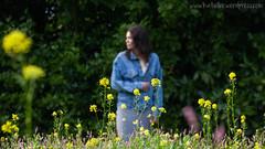 In the wildflower (JessTheGinger) Tags: model lancaster uk england pretty beautiful lancashire modelling amateur shoot