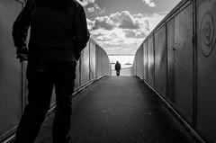 (Scott Baldock) Tags: pentax urban streetphotography ricoh grii snapmode bw people silhouette