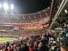 20161014_222156_Richtone(HDR) (reddawg5357) Tags: progressivefield clevelandindians cleveland clevelandohio chiefwahoo alcs indians tribetown tribetime mlb baseball bluejays