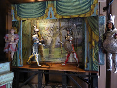 Museo Internazionale Delle Marionette Antonio Pasqualino, Palermo, Sicily, 2016 (ajhammu0) Tags: museointernazionaledellemarionetteantoniopasqualinopalermo sicily 2016
