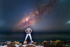 """Milky way """"Infinite Journey"""""""