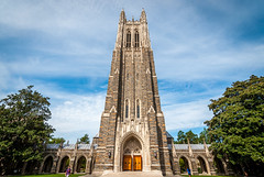 Duke University (Crisp Photography 1977) Tags: college university duke blue devils church churches chapel chapels world air bay wow sunshine backlit sunset beach water sky red nature flowers