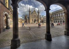 Binnenhof (Jan Kranendonk) Tags: holland dutch europe denhaag haag thehague hdr ridderhof