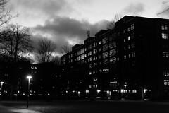 L1011380 (Sigfrid Lundberg) Tags: sunset urban lund architecture landscape 50mm skåne sweden dusk sverige kg urbanlandscape sonnar carlzeiss zm klostergården csonnart1550 zeiss50mmf15csonnarzm
