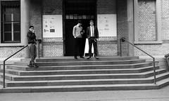 Eingang Landfried-Gebäude