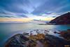 Atardecer en Calblanque #Cartagena (Legi.) Tags: longexposure sunset seascape landscape atardecer nikon cartagena marmediterráneo largaexposición d600 calblanque