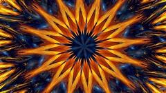 495 - 08-08-14 -20-08-05 (dp792) Tags: creativity lotus mosaic magic mandala sunflower meditation relaxation brainwaves worldofwonders sacredgeometry uniquedesign kaleidoscopeart animatedornament movingdecorativeornament kaleidoscopedrawing