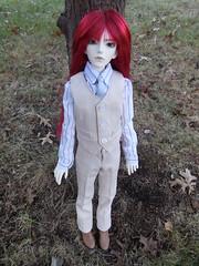 MK Lawrence a (TrueFan) Tags: kids lawrence shoes vampire suit bjd mystic 2014 jpopdolls kanalong bjdmoonlightdoll