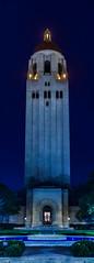 hoover tower ll (pbo31) Tags: california blue panorama color night dark nikon january large panoramic bayarea paloalto peninsula southbay stitched hoovertower d800 santaclaracounty stanforduniversity 2015