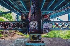 Under The Bridge (JayCass84) Tags: camera bridge urban beautiful photography graffiti photo nikon flickr pittsburgh pennsylvania awesome pa flick pgh graffitiart urbanphotography 412 d610 steelcity instagram instagramapp nikond610