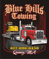 "Blue Hills Towing - Quincy, MA • <a style=""font-size:0.8em;"" href=""http://www.flickr.com/photos/39998102@N07/15728640633/"" target=""_blank"">View on Flickr</a>"