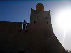 Mahdia Tunisia (Ludovic Farine) Tags: family trees sunset sea people sun beach sunshine relax sand holidays tunisia djerba tunis palm meditteranean mahdia