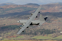 USAF MC-130 (Paul Rowbotham) Tags: usaf hercules c130 mc130 machloop