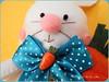 Coelhinho Arthur (Mimos e Artes da Jana) Tags: páscoa feltro coelho coelhinho cenoura lembrancinha