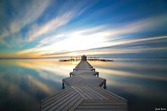 Mar Menor Sunrise (7) (Legi.) Tags: longexposure seascape sunrise landscape nikon paisaje tokina amanecer marmenor largaexposición d600 sanjavier 1116 santiagodelaribera