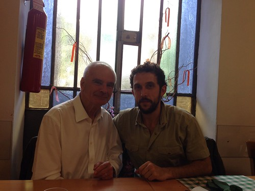 con Peter Maxwell Davies