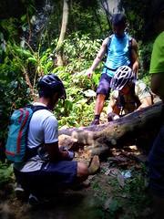 TRAKS-Trail-Day-Feb-2015-014 (Traks Of Malaysia) Tags: mountainbike malaysia mtb traks trailbuilding bukitkiara