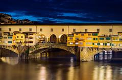 PonteVecchio [ Explore ] 21-12-2014 (Ernesto Vicinanza) Tags: italy canon florence italia firenze 1dx