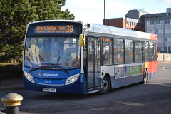 Stagecoach Merseyside & South Lancashire 36816 PO62MPV (Will Swain) Tags: uk travel england bus buses britain south transport 21st lancashire birkenhead february mersey stagecoach merseyside 2015 36816 po62mpv
