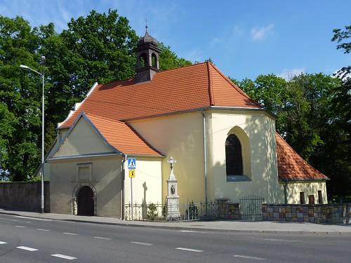 Kościół Trójcy Św. (1583) w Złotym Stoku