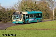 Arriva Midlands 3912 FJ58HYW (Andy4014) Tags: bus leicester osbaston arrivamidlands fj58hyw