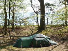 Hilleberg Saitaris at the beautiful coast (Jens Riis Bojsen) Tags: hilleberg saitaris