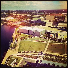 Another beautiful day in the @cityoftampa... (elawgrrl) Tags: tampa aerial sortof cityoftampa uploaded:by=flickstagram instagram:venuename=curtishixonwaterfrontpark instagram:venue=203744 instagram:photo=544093492265336045731262