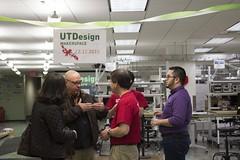 @UX_UTD Spring '15 @ UTD Makerspace