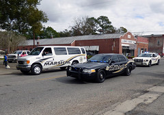 Jeanerette City Marshal_P1080254 (pluto665) Tags: car squad cruiser copcar p71 fcv policeinterceptor cvpi