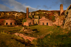 Porth Wen (PentlandPirate of the North) Tags: brick kilns bricks works ovens anglesey northwales refractory porthwen