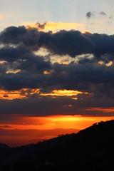 IMG_6857 (JoanZoniga) Tags: sunset mountains clouds canon landscape atardecer photography costarica paisaje hills atenas goldenhour canonphotography skyporn