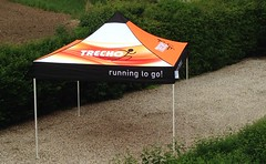 Quick Folding Tent  - atletiek tent
