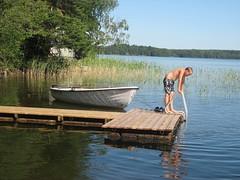 Puumerkki Cottage Lake