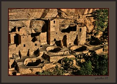 Mesa Verde 4 (the Gallopping Geezer 3.6 million + views....) Tags: house southwest history abandoned home rock canon nationalpark ancient colorado village decay indian pueblo culture canyon historic nativeamerican faded mesaverde vacant worn ghosttown cortez derelict decayed cliffdwelling geezer americanindian 2007 corel dwelling west07926