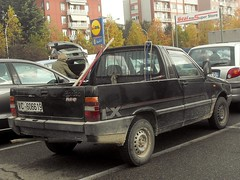 Fiat Fiorino Pick-up 1.5 i.e. LX 1992 (LorenzoSSC) Tags: fiat fiorino pickup 15 ie lx 1992