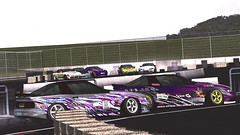 Garage Sift Deift Server (s2) (yksus161) Tags: fun smoke twin games autocross lfs drifting drift liveforspeed litwin xrt newskin