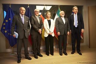 Iran talks at the EEAS (E3/EU and Iran)